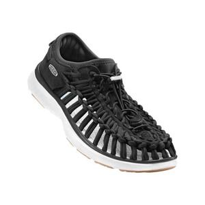 Keen Women's Uneek O2 Sneakers Black 5.5 Slip On